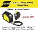 Promocija Esab aparata AKCIJA